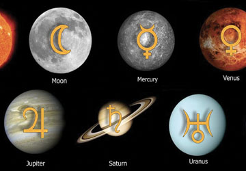 PAST EVENT: March 8, 2019: The Symbolism of the Planetary Glyphs According to Spiritual Astrology