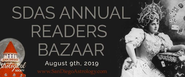 PAST EVENT: Aug. 9, 2019 – Readers Bazaar!